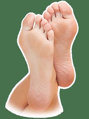 Удаление шишек на ногах (косточек на ногах)